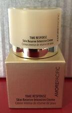 Amorepacific Time Response Skin Reserve Crème Travel Mini 0.2 oz Nib
