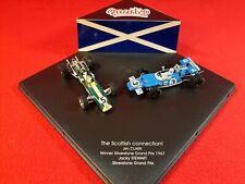 QUARTZO 1:43 Scale Model - The Scottish Connection - Jim Clark / Jackie Stewart