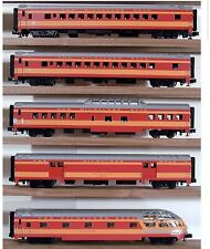 MTH 20-6552 Milwaukee Road 5 Car 70' ABS Passenger Set Smooth