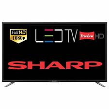 """Sharp LC-43CFF5111K 43"""" Inch Smart Full HD TV with Freeview"""