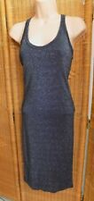 BNWT Warehouse Black dress size 6 glittery sparkly sexy party casual festival