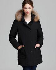 WOOLRICH JOHN RICH & BROS Arctic Fur Trim Parka sz S