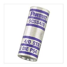 Panduit: SCSS4-L, Compression Connectors - Splices