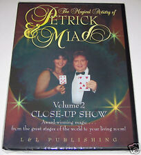 Magic Artistry Of Petrick & Mia Volume 2 : New Dvd