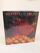 SPLENDORS OF THE SEAS The Photographs of NORBERT WU - 1994 HC/DJ 1stEd Illust'd