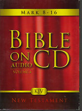 Bible on CD Volume 4 Mark 8 - 16 New Testament