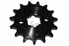 Dirt Pit Bike Parts 15 T Front Sprocket 420 Chain 20mm