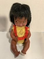 Vintage Regal Toys Indian Doll Kitsch