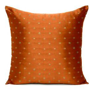 Vintage Art Silk Pillowcase Sofa Waist Christmas Home Decor Square Cushion Cover
