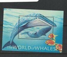 Grenada 2002 SG MS 4798d MNH - The World of Whales