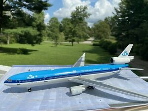 """1/200 KLM MD-11 """"The world is just a click away"""" JC Wings JC2KLM423"""