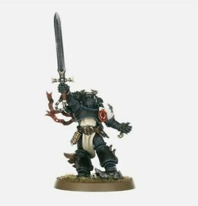 Warhammer 40k Black Templars Emperors Champion