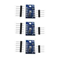 3Pcs I2C SPI Temperature Humidity Barometric Pressure BME280 Sensor Module