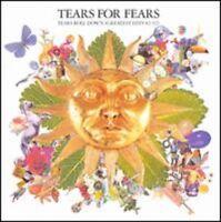 cd TEARS FOR FEARS TEARS ROLL DOWN (GREATEST HITS 82-92)