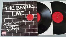 "BEATLES ""LIVE AT THE STAR CLUB"" 2LP vinyl pressing HOLLAND"