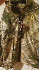 Scentblocker-Waterproof-Reversible-Sherpa-Jacket- Realtree Xtra-Size Large