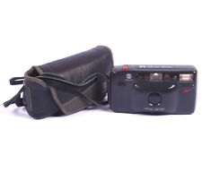 MINOLTA AF35 AF 35 RIVA 35MM COMPACT POINT n' SHOOT CAMERA WITH BUILT IN FLASH