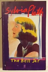 ⭐The Bell Jar⭐ by Sylvia Plath Faber and Faber Paperback, 1966