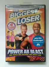 The Biggest Loser Power AB Blast DVD New And Sealed