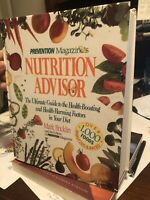 Prevention Magazine's Nutrition Advisor by Prevention Magazine