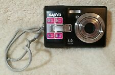 Sanyo Camera VPC-S650 Used but Great Condition  no sd card included