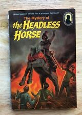 Three Investigators THE HEADLESS HORSE softcover 1st Random House