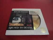 Audiophile Factory Sealed Roger Waters Amused To Death Original Master Gold CD