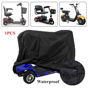 """55x26x36"""" Oxford Fabric Mobility Scooter Storage Cover Wheelchair Waterproof"""