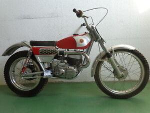 Bultaco 250 SHERPA T 1970 MODEL 49