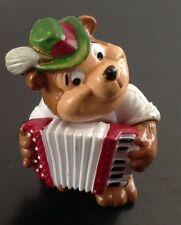 Ferrero Kinder Ü Ei Figur Schunkel Schorsch Top Ten Teddies 1995 Bären