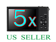 5x Clear LCD Screen Protector Guard Cover Film For Samsung DV300F Camera