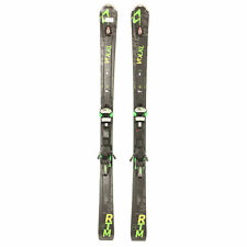 Used 2016 Mens Volkl RTM 86 Skis With Marker WRXL Bindings 177cm C 177cm