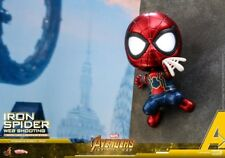 Marvel Hot Toys Avengers Infinity War Cosbaby ( Iron Spider ) [ Web Shooting ]