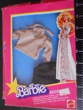 OUTFIT VINTAGE BARBIE FASHION Moda Vestito Stars DREAM Mattel ♥ b3d53b3195c