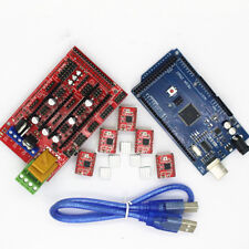 New 3D Printer Kit Mega 2560 + RAMPS 1.4 + 5X A4988 for Arduino RepRap
