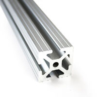 "Everest 90 Series 1.50"" x 1.50"" x 72"" Aluminum Extrusion 09-72"