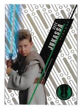 2016 Topps Star Wars High Tek SW-29 Zett Jukassa Pattern 1 Fourm 1