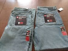 New York & Company Womens Jeans Size 14 Petite Lot of 2 Battery Park Boot NWT