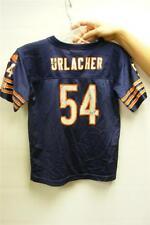 YOUTH ADIDAS CHICAGO BEARS BRIAN URLACHER #54 football jersey sz YOUTH 7
