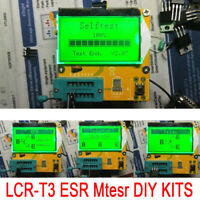 LCR-T3 Graphical Multi Function Tester ESR Meters Capacitor Inductance Resistor