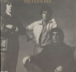 The Ventures Self-Titled United Artists Release Double Vinyl Record Album EX