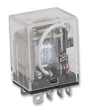 Relé Interruptor DPDT 120VAC 28VDC 15A-LY2 220/240 Vac (FNL)
