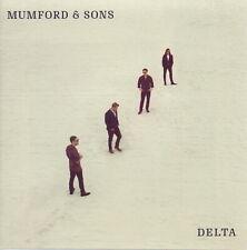 MUMFORD & SONS - Delta - CD album