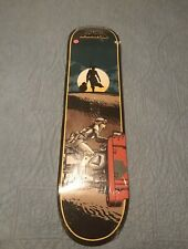 Santa Cruz Star Wars Force Awakens Rey Skateboard Deck Rare Collectible Sold Out