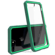 For iPhone 7 Plus Case Cover Hybrid Protective Clear Bumper Shockproof Hard Slim