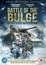 BATTLE OF THE BULGE (DVD) (NEW) (WAR) (RELEASED 19TH FEBRUARY)
