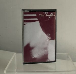 The Smiths The Smiths Self Titled Cassette ROUGH C61 Paper Labels 1984