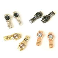 1:12 Miniature Watch Multiple Colour Dollhouse Decor Accessories Kids Toy