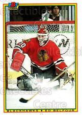 1990-91 Bowman Tiffany #7 Ed Belfour