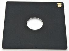 Linhof Kardan Lens Board Cut Out 42 mm 162x162mm